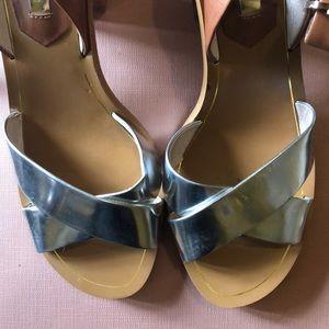 3c33cc3461428 Louise et Cie Women's Kai Ankle Strap Sandal